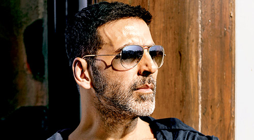 Akshay Kumar gets a double homage in the new Hera Pheri movie