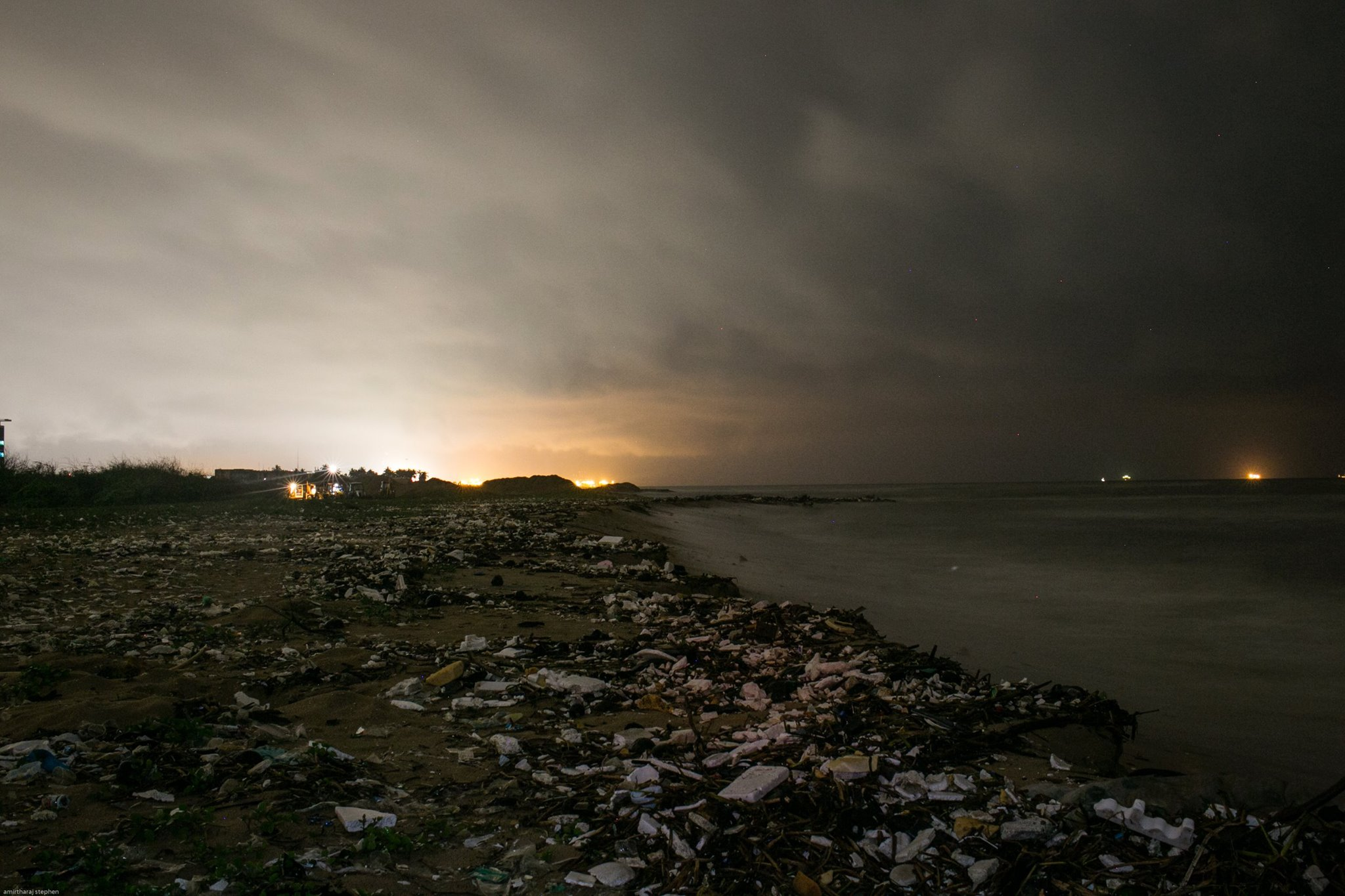 Swachh Sea : Floods In Chennai Have Exposed The Trash Chennaiites Generate