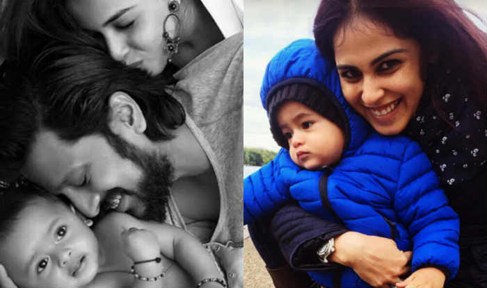 genelia dsouza husband riteish deshmukh blessed second baby boy