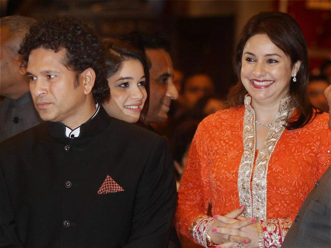 successful anjali tendulkar