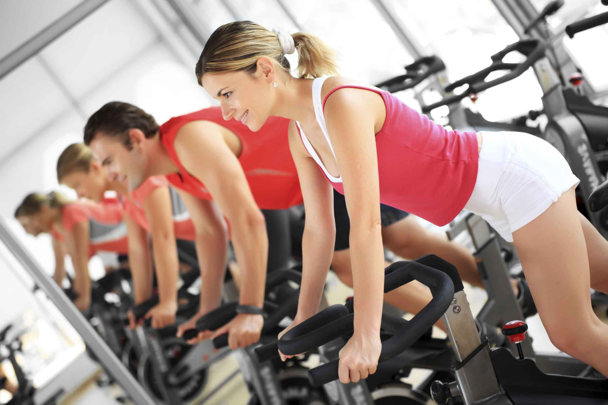 Gym is equally important to increase beauty, to improve health as the balanced diet