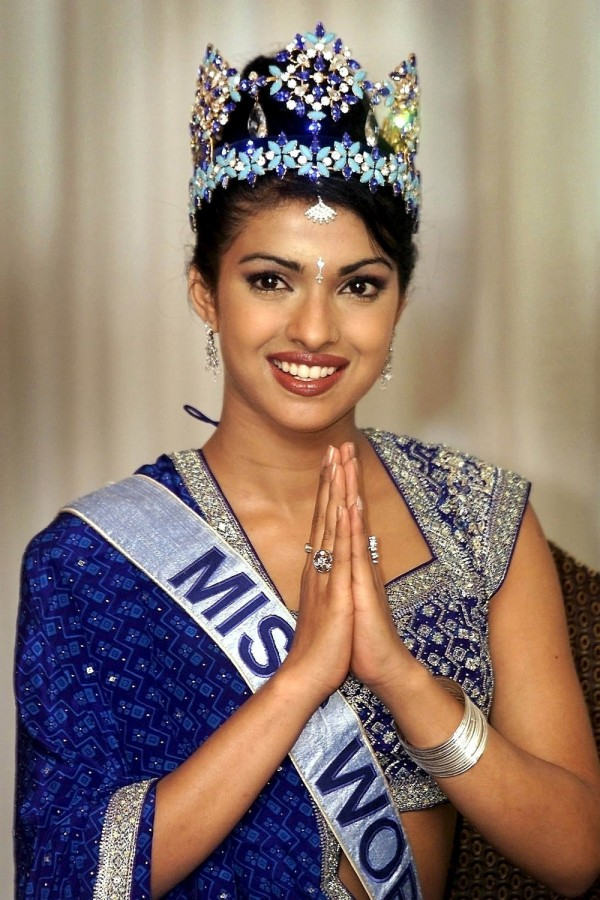 priyanka chopra miss world