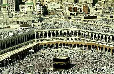 Mecca stampede kills 310 Hajj pilgrims.