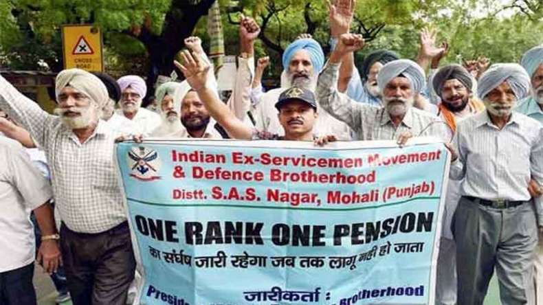 Good news for OROP