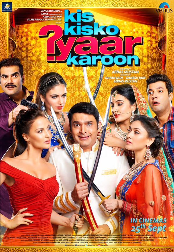 Copyright case filed against makers of Kis Kisko Pyaar Karoon.