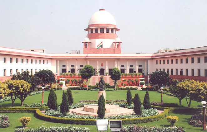 NJAC striked down by Supreme Court.