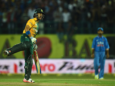 Sixteenth over was the turning point, says Duminy
