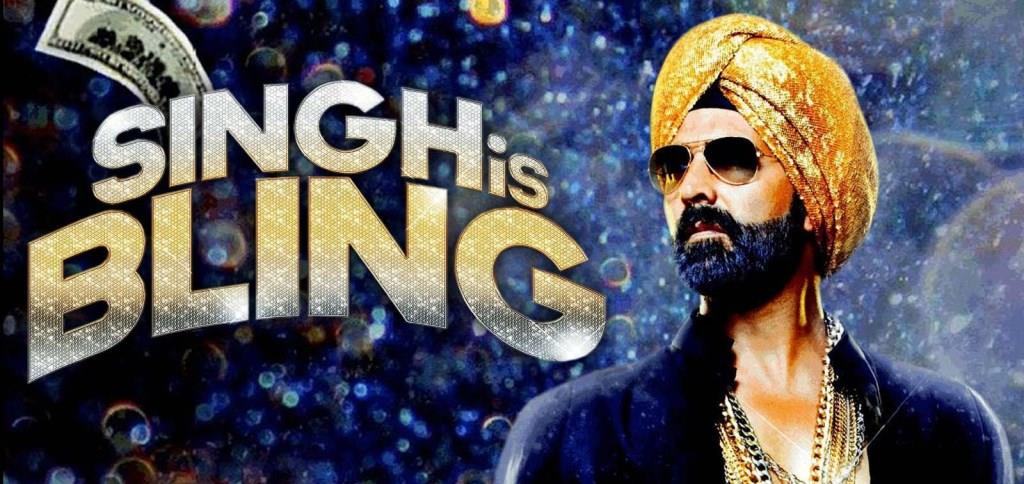 Singh is Bling review.