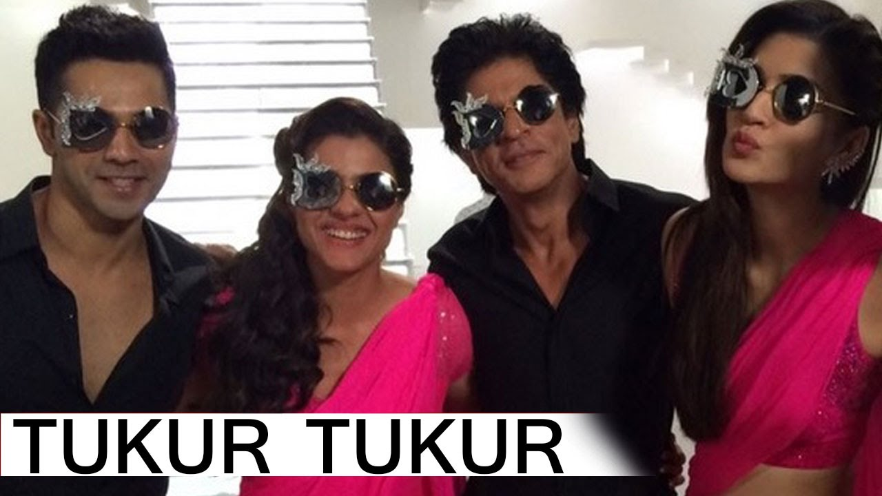 Dilwale to end with the song Tukur Tukur