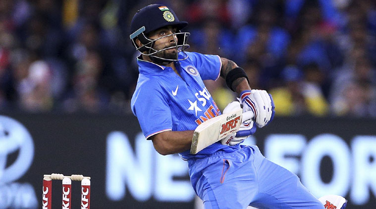 Virat Kohli first to reach 1, 000 runs at number three in T20Is :
