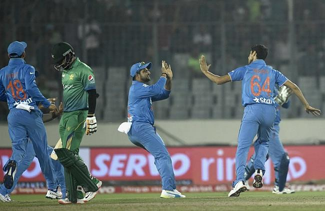 India won 2nd time:Asia Cup 2016 as India vs Pakistan