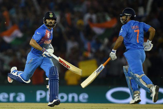 टीम  इंडिया  की शानदार जीत