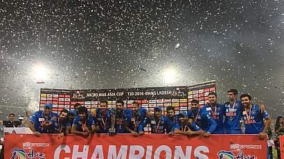 INDIA VS BANGLADESH, FINAL ASIA CUP 2016