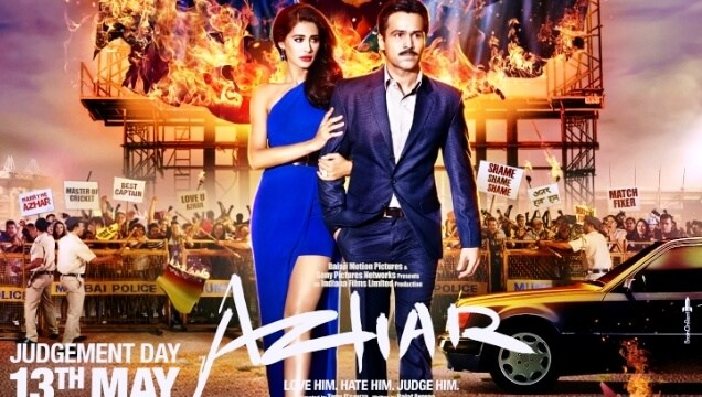 Emraan Hashmi film's Azhar released on 13 May 2016