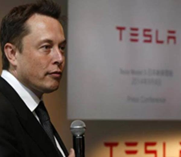 ceo of tesla motors tweeted wrong message