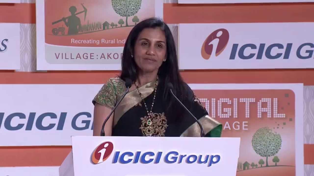 भारतीय उद्योग जगत और बैंकिंग के क्षेत्र में महिलाओ के लिएप्रेरणा हैं: चंदा कोचर