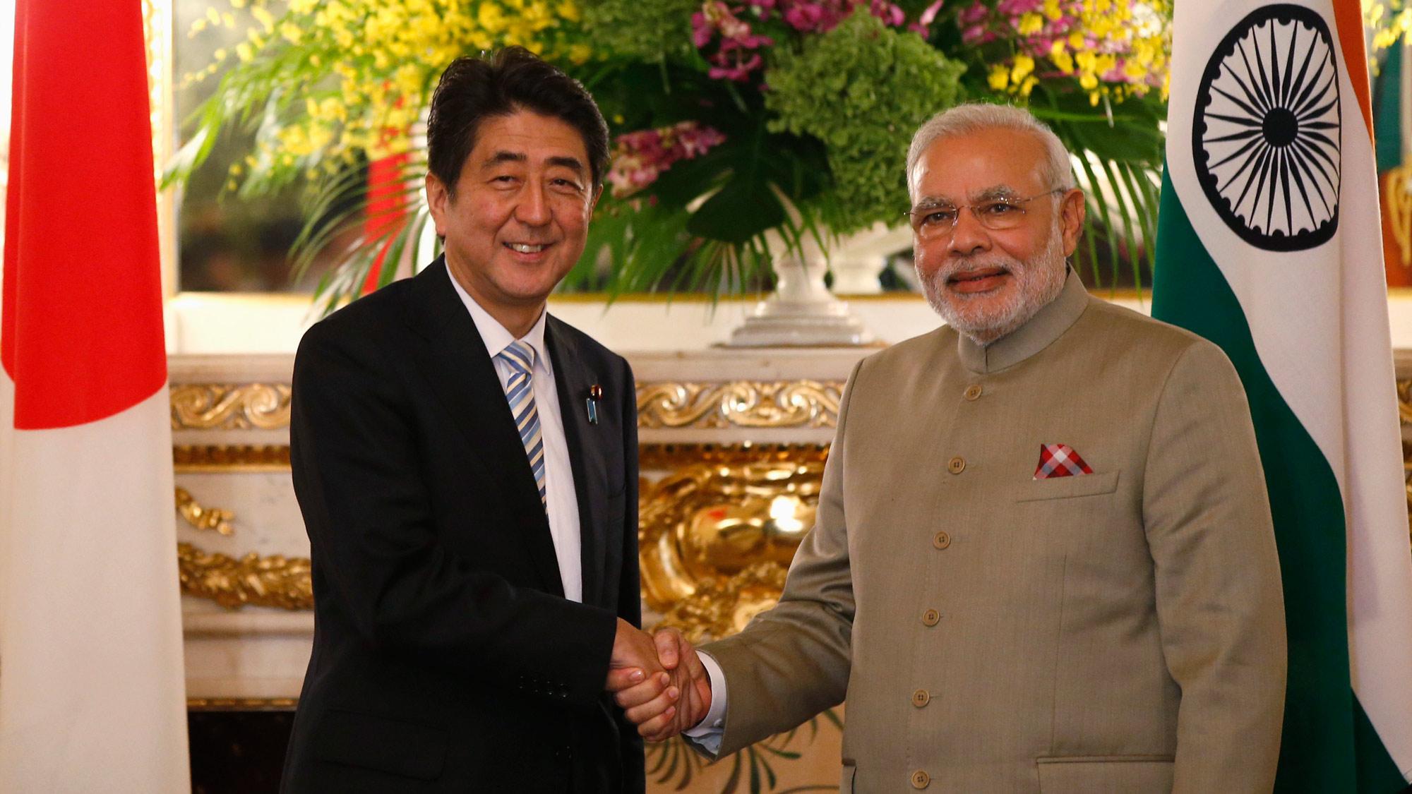 भारत ने किया जापान के साथ ठोस परमाणु समझौता