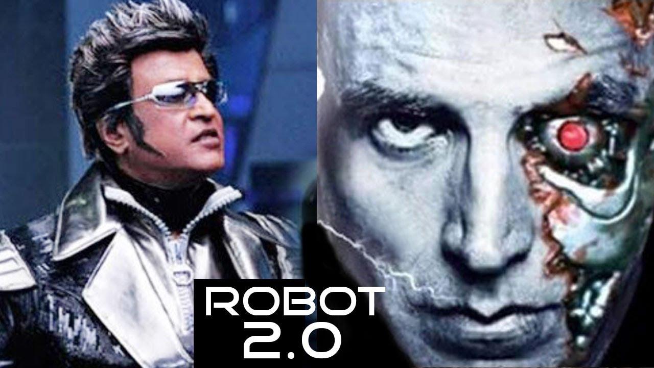 अक्टूबर  2017  तक रिलीज़ होगी रजनीकांत और अक्षय कुमार की नई फिल्म  2.0