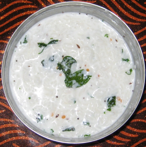 curd-curry-leaves