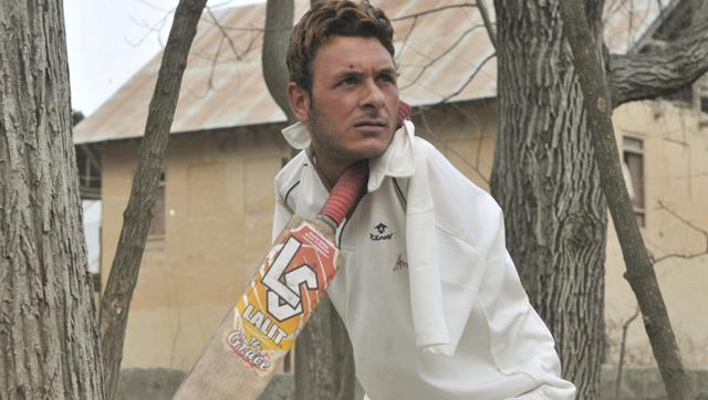 cricket palyer amir bating