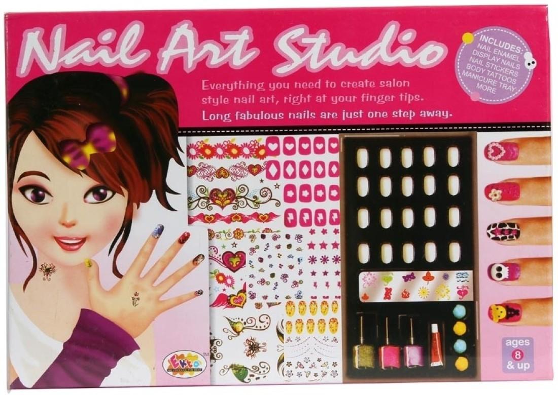 ekta nail art tools