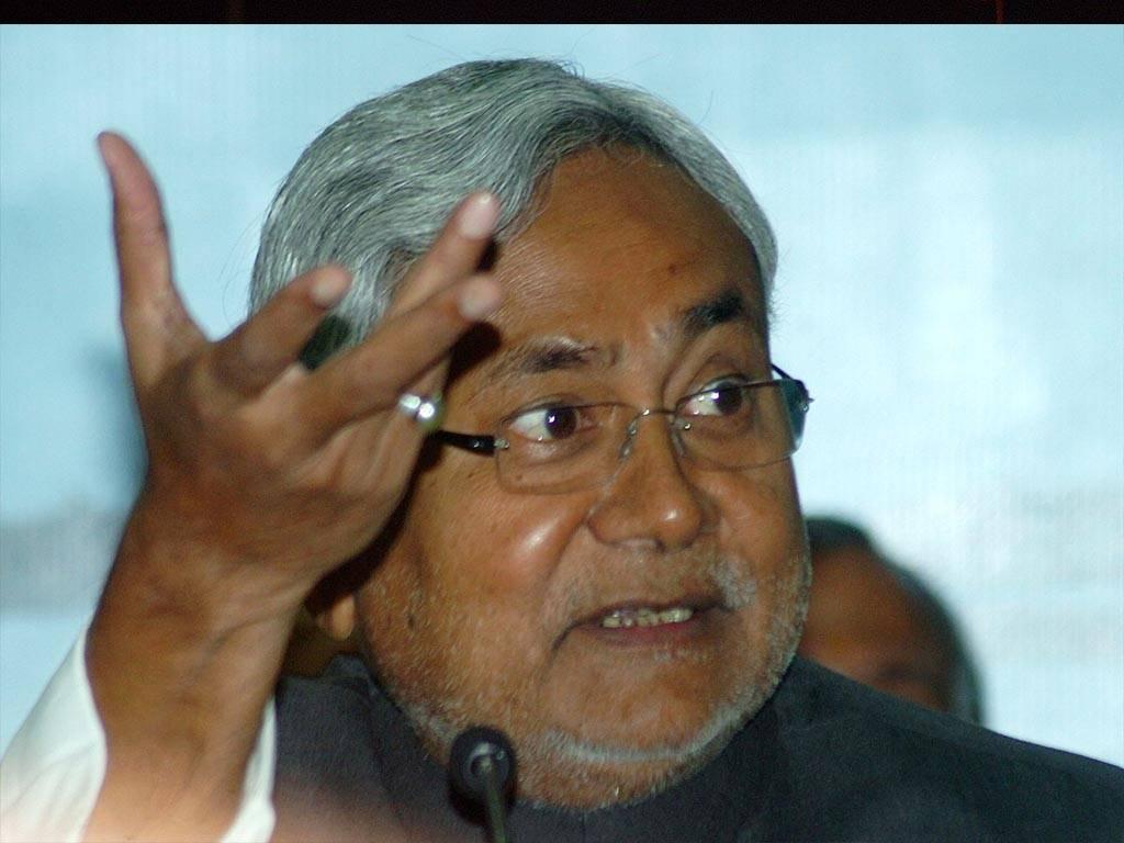 Bihar Chief Minister Nitish Kumar resigned