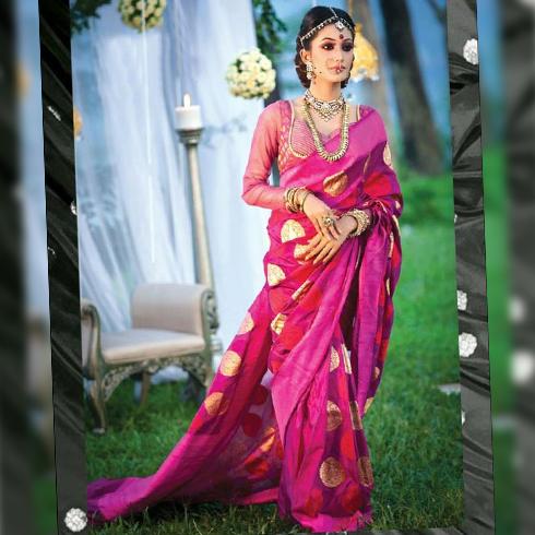 banarasi sari history of sari