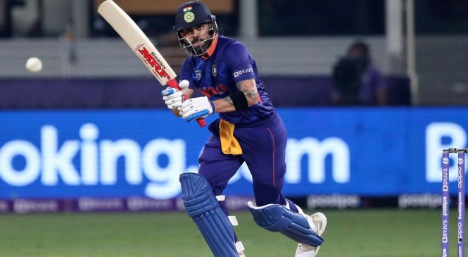 Virat Kohli: Icc cricketer of the year 2017.