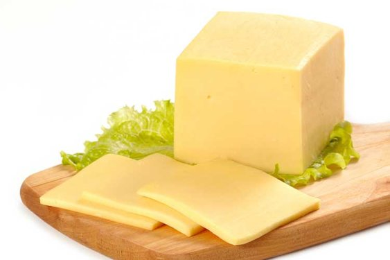 Low-fat Cheeseprotein full vegetarian food