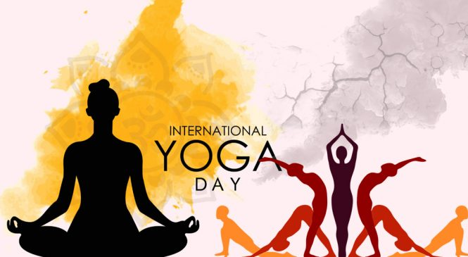 Set Your Fitness Goals on This International Yoga Day