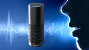 Voice speech alexa