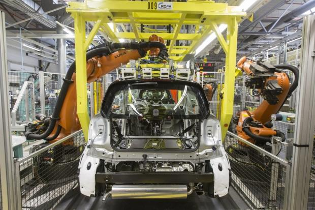 white collar automation in Auto Manufacturing
