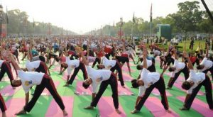 world yoga day