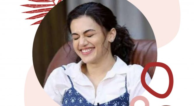 """Tapsee Pannu Shared The Making of """"Dil Melt Karda"""""""