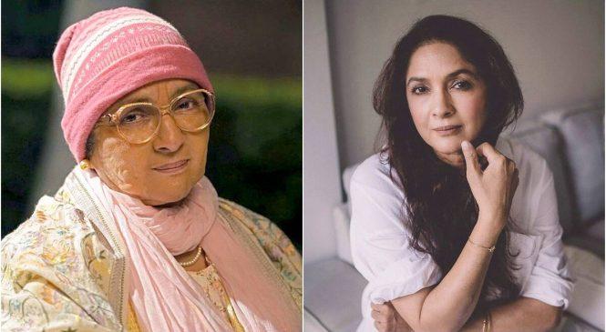 Some Moments Of Neena Gupta's Life
