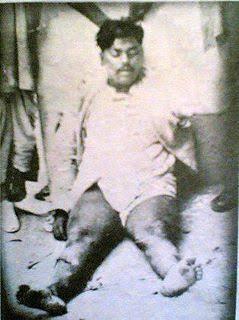 Chandra shekhar Azad death