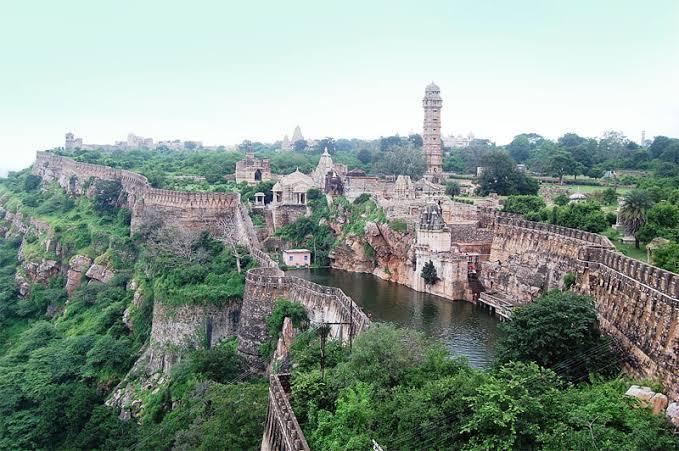 Chittorgarh fort of Chittrogarh