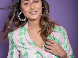 The New Movie Of Actress Hina Khan
