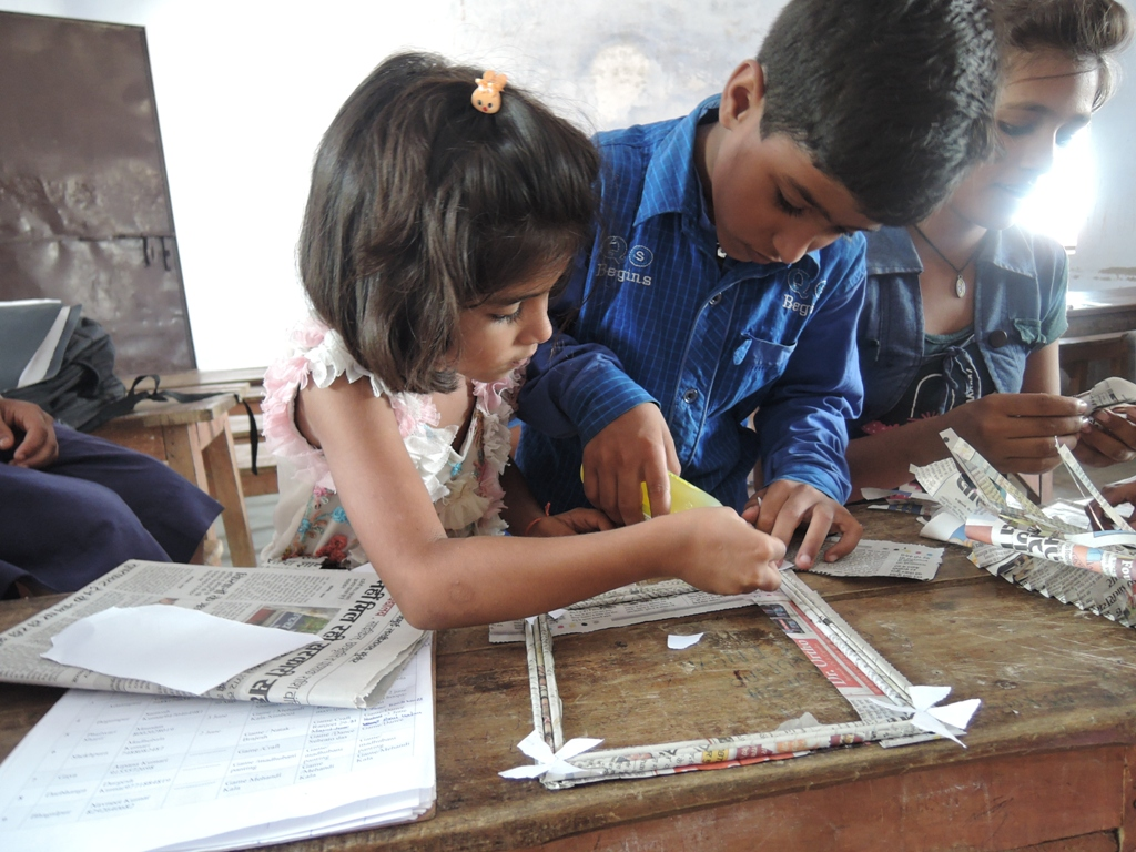 Kilkari child counselling
