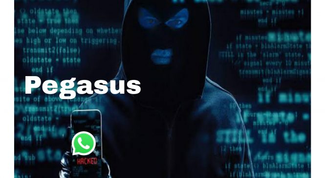 How Pegasus Spyware Works In Your Mobile?