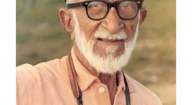 Doctor Salim Ali: Bird Man Of India