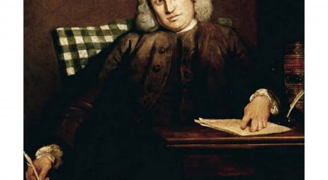 Samuel Johnson: Father Of The English Dictionary