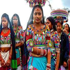 Tharu tribes