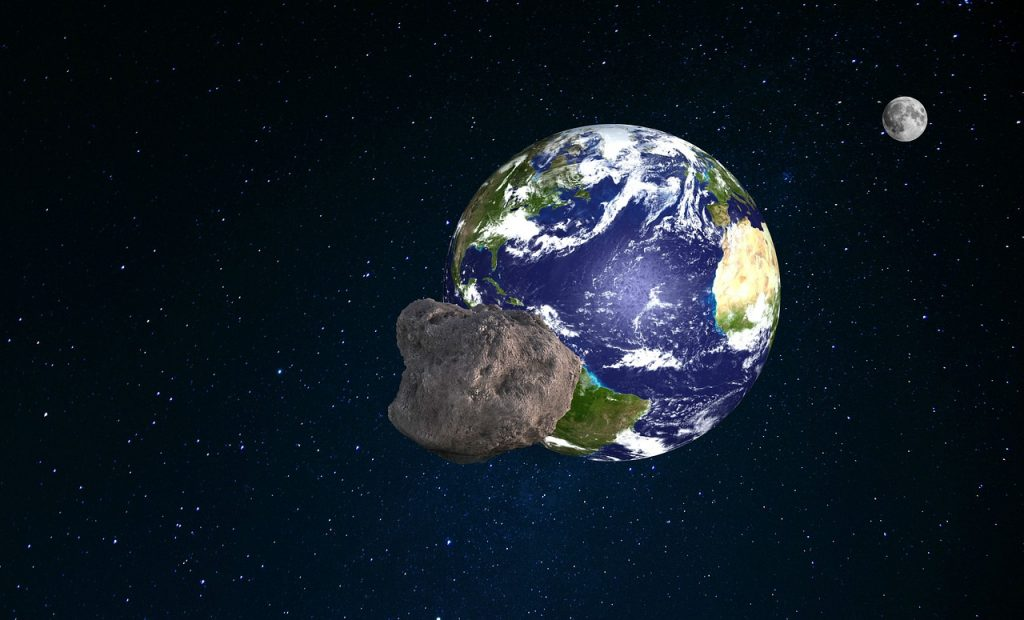 Asteroid 2021
