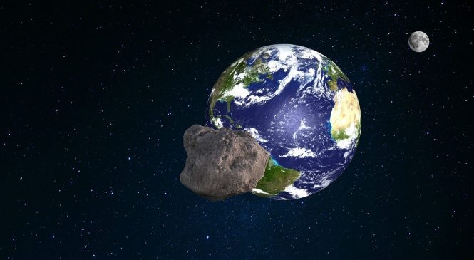 Asteroid Now Coming Towards Earth