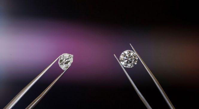 Similarity Between Diamonds And Earth