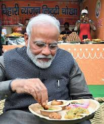 delicious food of India