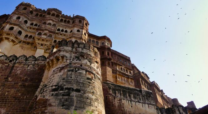 Historical And Tourists Fort Of Rajasthan