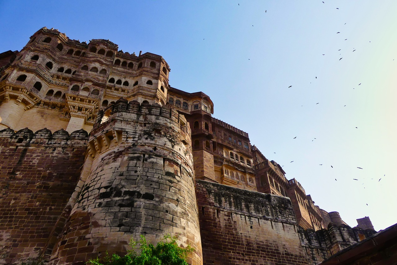 fort of Rajasthan