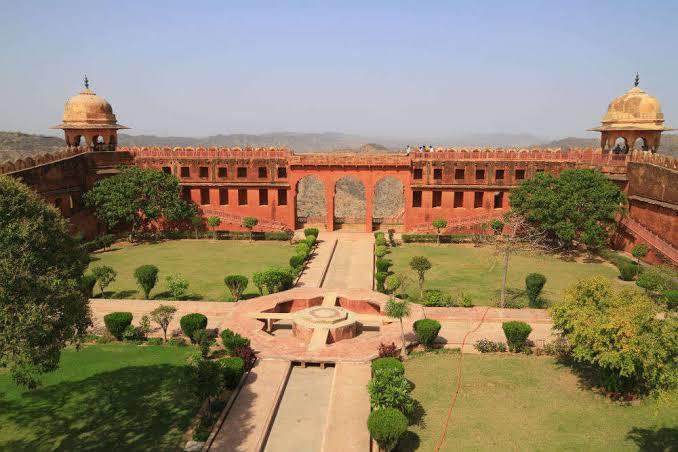 Jaigarh fort of Jaipur